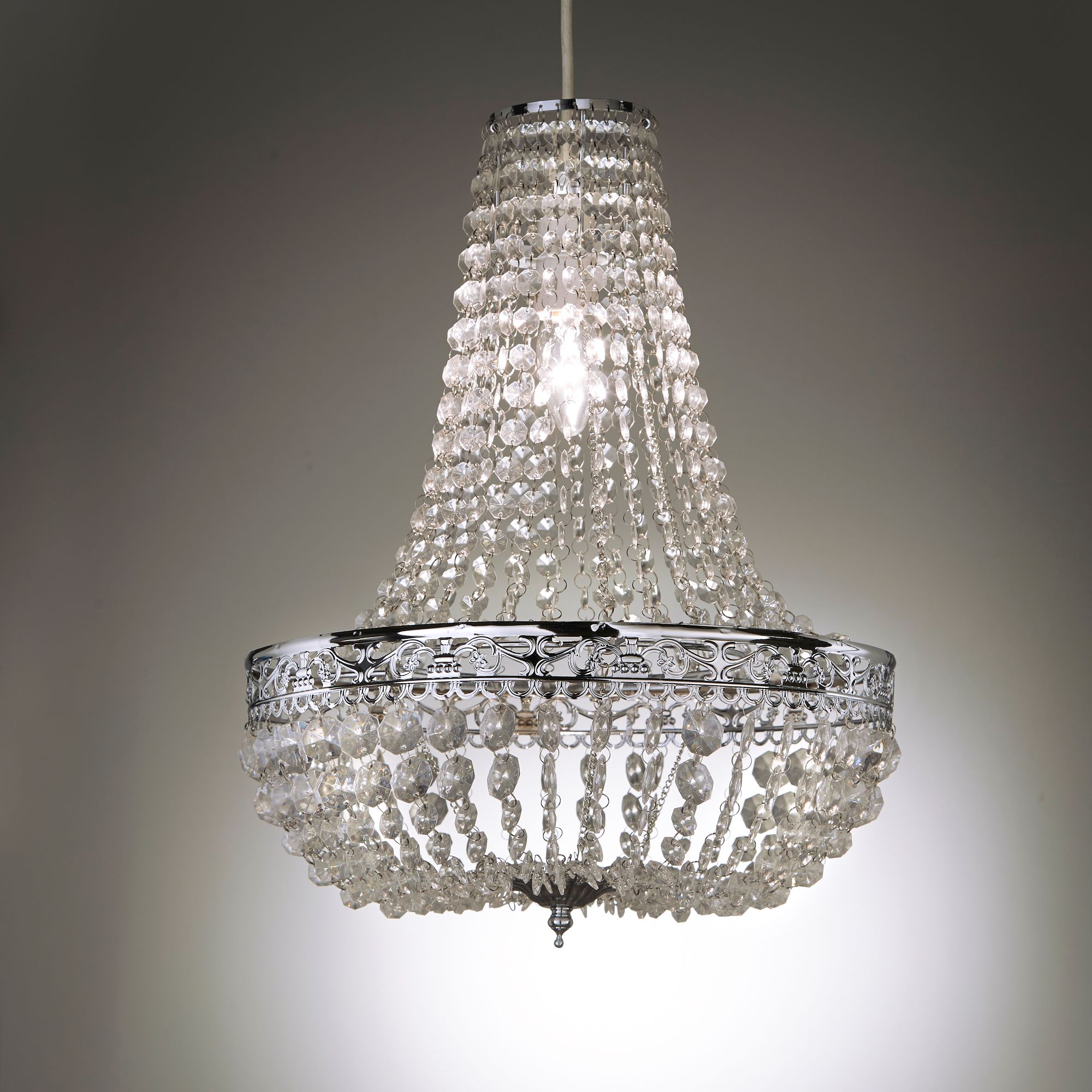 Angela Easy Fit Chandelier